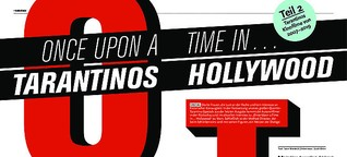 Once Upon a Time in … Tarantinos Hollywood