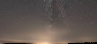 Gaia-Teleskop: Sternkatalog umfasst jetzt 1,8 Milliarden Sterne