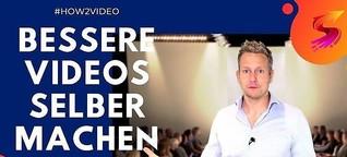 """Online-Kurs Videoproduktion & Live-Workshops: """"How2Video"""""""