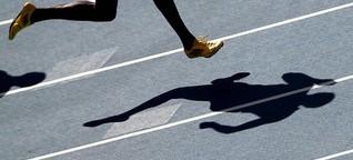 Schnellster Sprinter Gambias - Momodou Syes Traum von Olympia