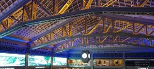 Vom Postamt zum Bahnhof: Die neue Moynihan Train Hall in New York City