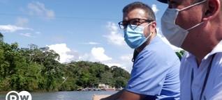 Reporter - Kolumbien: Camilos Kampf gegen Corona