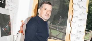 """Raphael Gielgen: """"Der Mensch wird zu Hause gaga"""""""