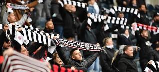 Grenzenloser Optimismus bei Eintracht-Fans