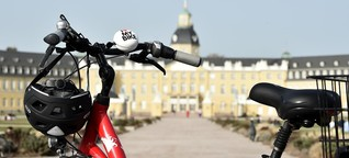 Karlsruhe erneut fahrradfreundlichste Großstadt Deutschlands