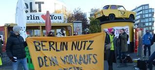 """Mieter werfen Senat """"Geheimverhandlungen"""" mit Heimstaden vor"""