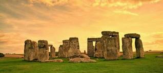 """Das """"Stonehenge"""" in Oberfranken: Das Wunder von Wunhenge"""