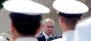 """Katrin Lange hält die Russland-Sanktionen für """"gescheitert"""""""