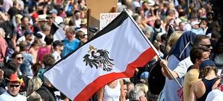 Welche Rolle Potsdamer bei den Corona-Protesten in Berlin spielten