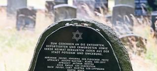 """""""Die meisten Überlebenden kehrten nach 1945 nicht zurück"""""""