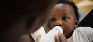 Stillen: Wie wäre es mit Muttermilch aus dem Labor?
