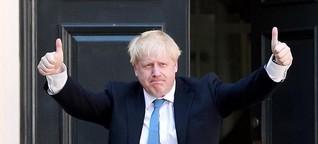 Boris Johnson: Der Stil des neuen Premierministers