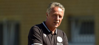 Bielefeld-Trainer Neuhaus: Spät dran