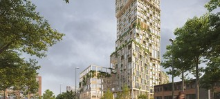 Hausbau mit Holz: Die Wolkenkratzer kommen