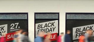 Black Friday: Schnäppchenjagd auf Umweltkosten