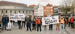 Tod im Polizeigewahrsam in Delmenhorst: Qosay K. bekam keine Luft