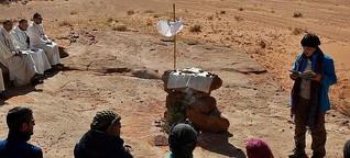 Gottsuche in der Wüste