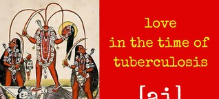 Singer-songwriter [ai] has released their archaically infectious serenade, 'Love in the Time of Tuberculosis'.