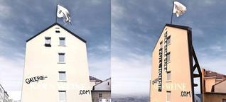 Digitales Kunstwerk: Stuttgarter Galerie Kernweine als NFT nachgebaut