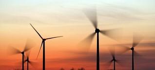Windkraft: Wie die Mühlen zermahlen werden