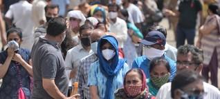 Angespannte Corona-Lage in Indien - Schwierige Vorbereitung vor Olympia