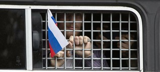 Solidemo für Iwan Golunow: Spaltung der Opposition
