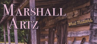 Marshall Artz are 'Coming Home' with their twin guitars and a brand new album
