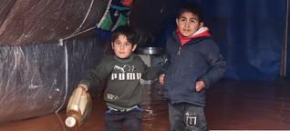 Syrien: Ein Fotograf erzählt von den prekären Umständen in Idlib