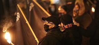 Rechtsextremismus: Naziparolen von der AfD - Störungsmelder