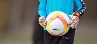 """Aktion gegen sexualisierte Gewalt: """"Ich bin Fußballerin, kein Objekt"""""""