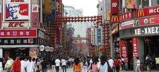 Beobachtungen zur Sprachenvielfalt Chinas