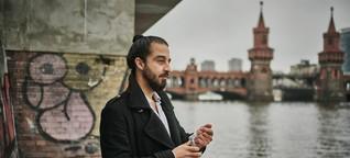 """Tareq Alaows: """"Ich habe Krieg und Flucht erlebt, aber mich nie so hilflos gefühlt"""""""