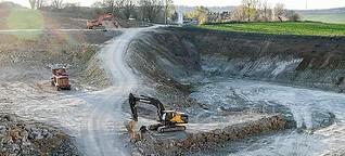 """Bergamt: """"Kann der Schutz des Grund- und Trinkwassers nicht sichergestellt werden, wird die Deponie nicht genehmigt"""""""