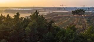 Darf man Umweltschäden für den Klimaschutz in Kauf nehmen? | Sagwas.net