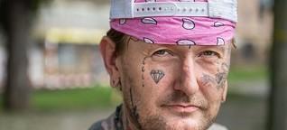 Zürcher Weg: Drogenparty im Weißen Zelt der Wunder