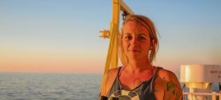 Aktivistin Pia Klemp: Vorbehalte und traumatisierende Erlebnisse [1]