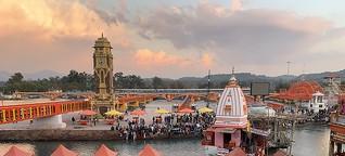 Indien begeht Pilgerfest unter Corona-Bedingungen