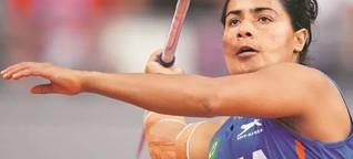 Wie Indien seine Sporttalente entdeckt