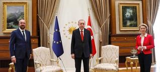 ARD Monitor: Kuschelkurs mit Erdogan –Geopolitik statt Menschenrechte