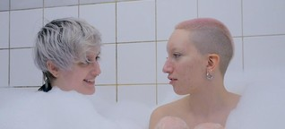 """Fantasizing a """"(non-)problematization"""" or """"(non)-victimization""""-a response to Swedish queer film 《Always Amber》"""