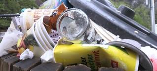 Füssens Kampf gegen den Müll