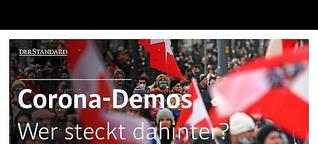 Corona-Demos: Warum auch Regierungskritische nicht hingehen