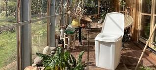 Projekt Sanitärwende - Wenn Kot zu Kompost auf dem Acker wird