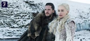 """""""Game of Thrones""""-Autoren: Von Westeros ins Weltall"""