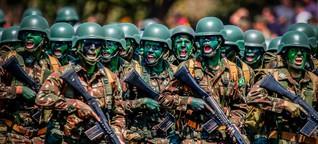 Brasilien: Mit Generälen gegen die Weltmärkte