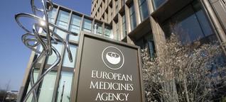 EMA in Amsterdam - Impfstoff-Schaltzentrale im Rampenlicht