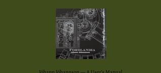 Jóhann Jóhannsson - A User's Manual - Chapter 5: Fordlandia (2008) - Deutsch (Das Filter)