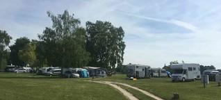 Camping: Die neue Ruhe am Rhein