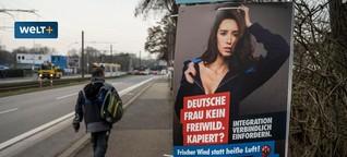 """AfD: """"Mittelalte, weiße Männer stehen nun einmal auf junge Frauen"""""""