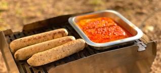 Campingküche: Grill, Kocher und Ofen für unterwegs im Test